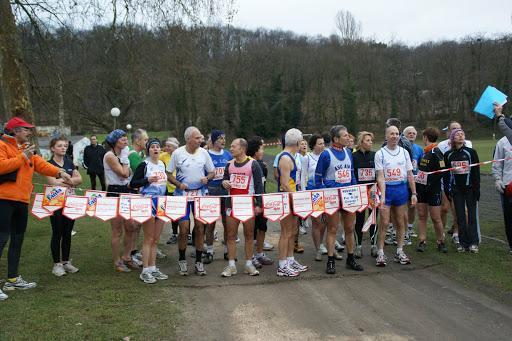 2011 - Départ course 1