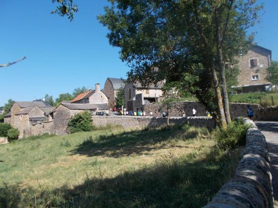 village lozérien