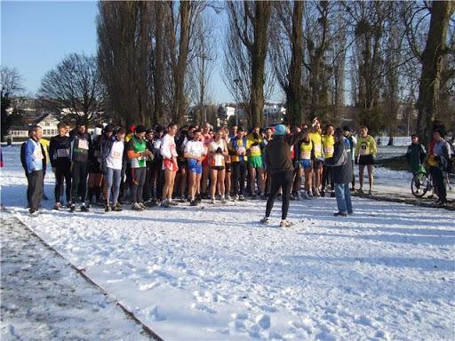 2010 - Départ course 2