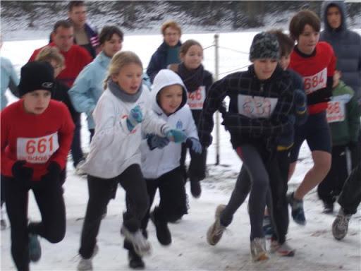 2010 - Départ course enfants