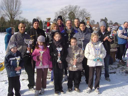 2010 - Podium enfants