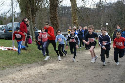 2011 - Départ course enfants