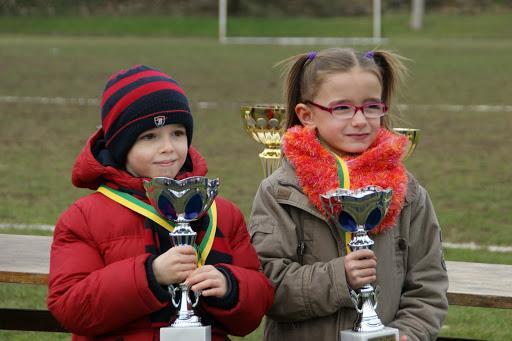 2011 - Podium enfants